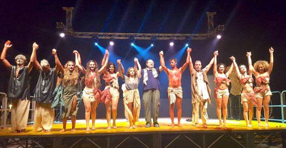 La Buona Novella. Straordinaria performance a Torretta