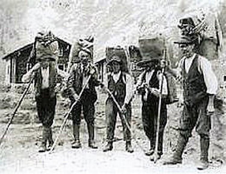 Una millenaria storia: il contrabbando di sale in Garfagnana e le famigerate vie del sale