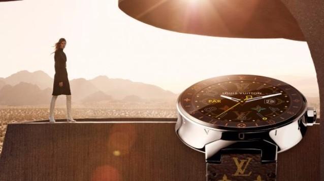 Tambour Horizon, lo smartwatch di Louis Vuitton che fa da status symbol