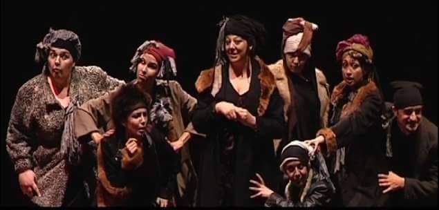 DIONISIACA. Opera buffonesca al Teatro del Lido di Ostia