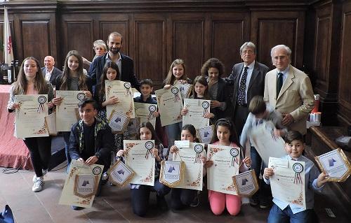 Concorso etica e sport: consegnate 10 borse di studio della Fondazione Franchi