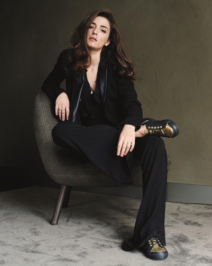 Superga, la collezione glamour con Eleonora Carisi