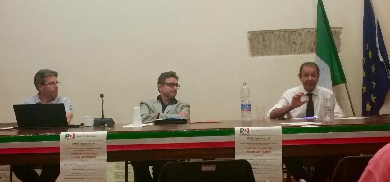 Marco Carra: una sanità vicina ai cittadini, sì al potenziamento dell'ospedale di Pieve che serve 200.000 persone