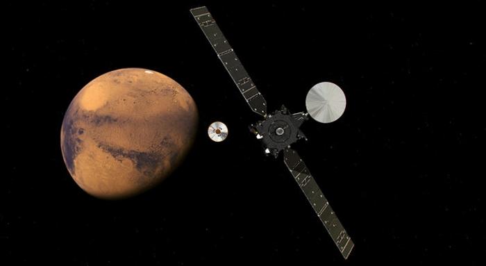 Schiaparelli si è schiantata su Marte. All'ESA hanno perso ogni speranza