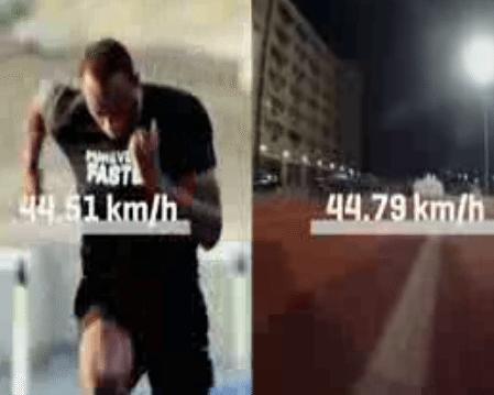 Bolt comincia a tremare: ecco come potranno batterlo- Il video