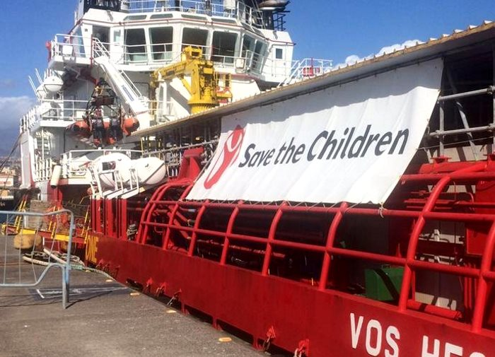 Procura di Trapani: nessuna indagine su Save the Children