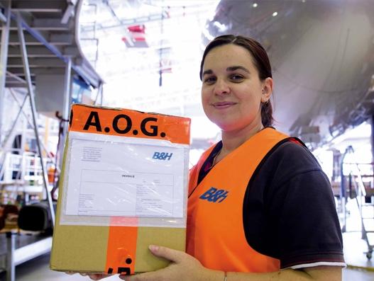 Aerospares 2000 picks B&H Worldwide to manage forward stocking in Miami and Singapore | Aviation
