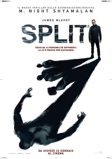 Sta per arrivare SPLIT: il nuovo inquietante thriller firmato M. Night Shyamalan