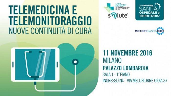 Telemedicina, la nuova frontiera nelle modalità di cura e monitoragio dei pazienti