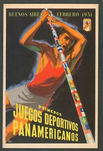 25 febbraio 1951: Si tengono a Buenos Aires i primi Giochi panamericani