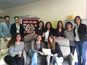 """Un dono del Leo Club di Milazzo alla neonatologia del """"Barone Romeo"""" di Patti"""
