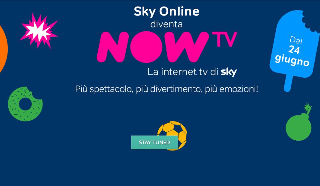 NowTV in arrivo su Windows 10 e Windows 10 mobile a fine anno? | Surface Phone Italia