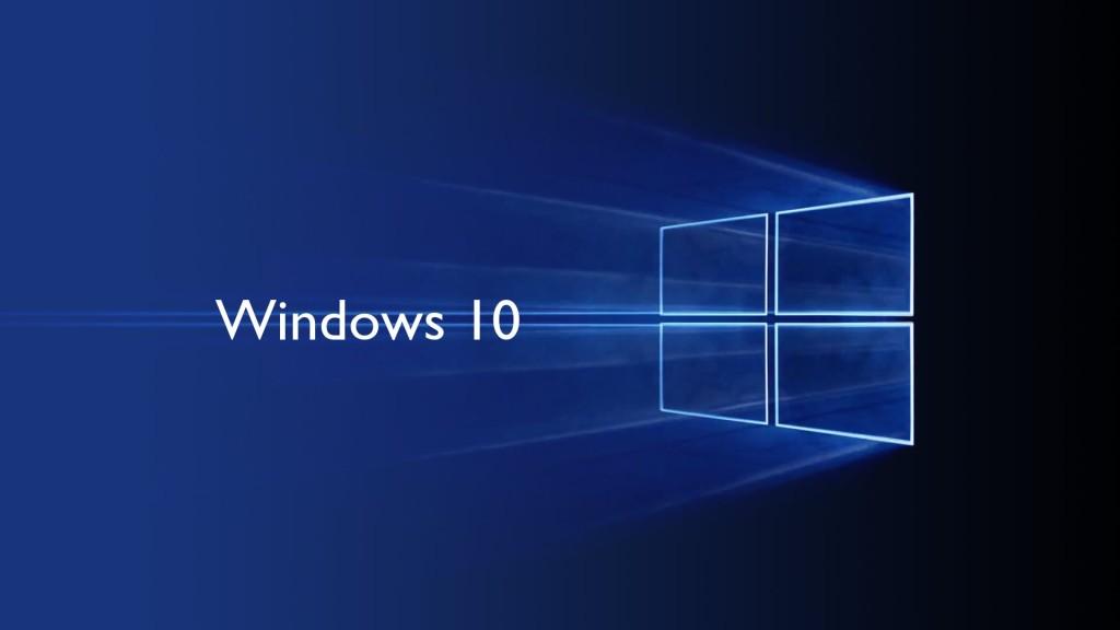 29 luglio 2015: Microsoft rilascia ufficialmente Windows 10