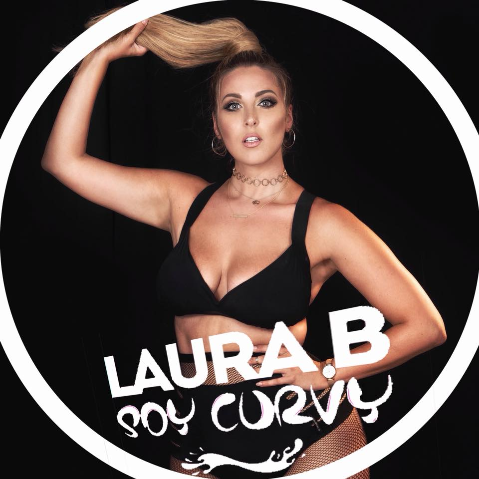 Laura B, su Push Beat Records ecco Soy Curvy