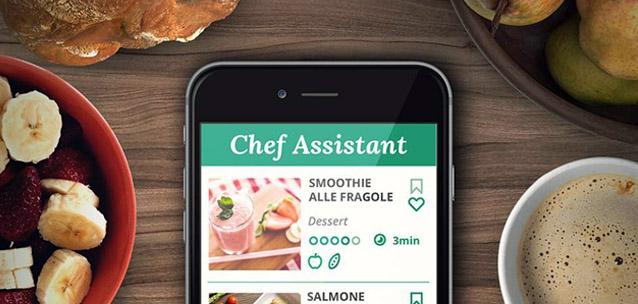 Chef Assistant per Android – tante ricette per intolleranti (e non solo)