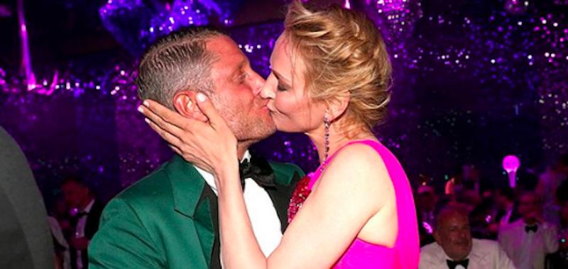 Uma Thurman non è contenta di essere stata baciata da Lapo Elkann
