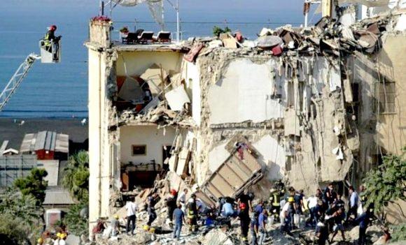 Incubo crolli: a rischio 1/4 delle case in Sicilia