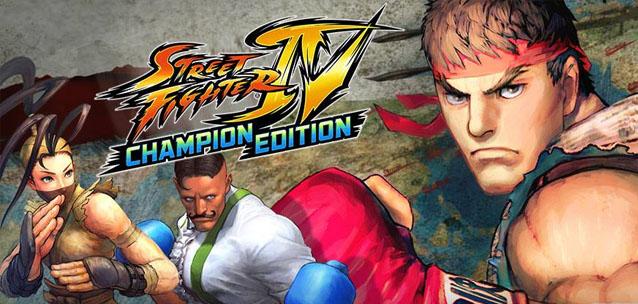 Street Fighter IV Champion Edition disponibile per iPhone!