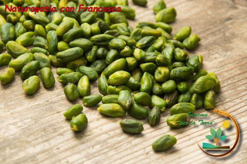 Naturopatia con #Francesca – Verde #pistacchio