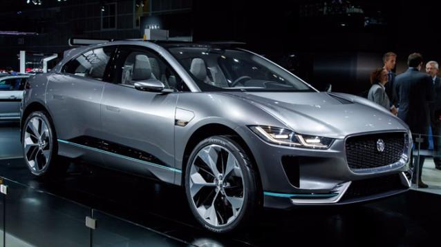 Jaguar I-Pace, crossover elettrica spaziosamente raffinata e veloce