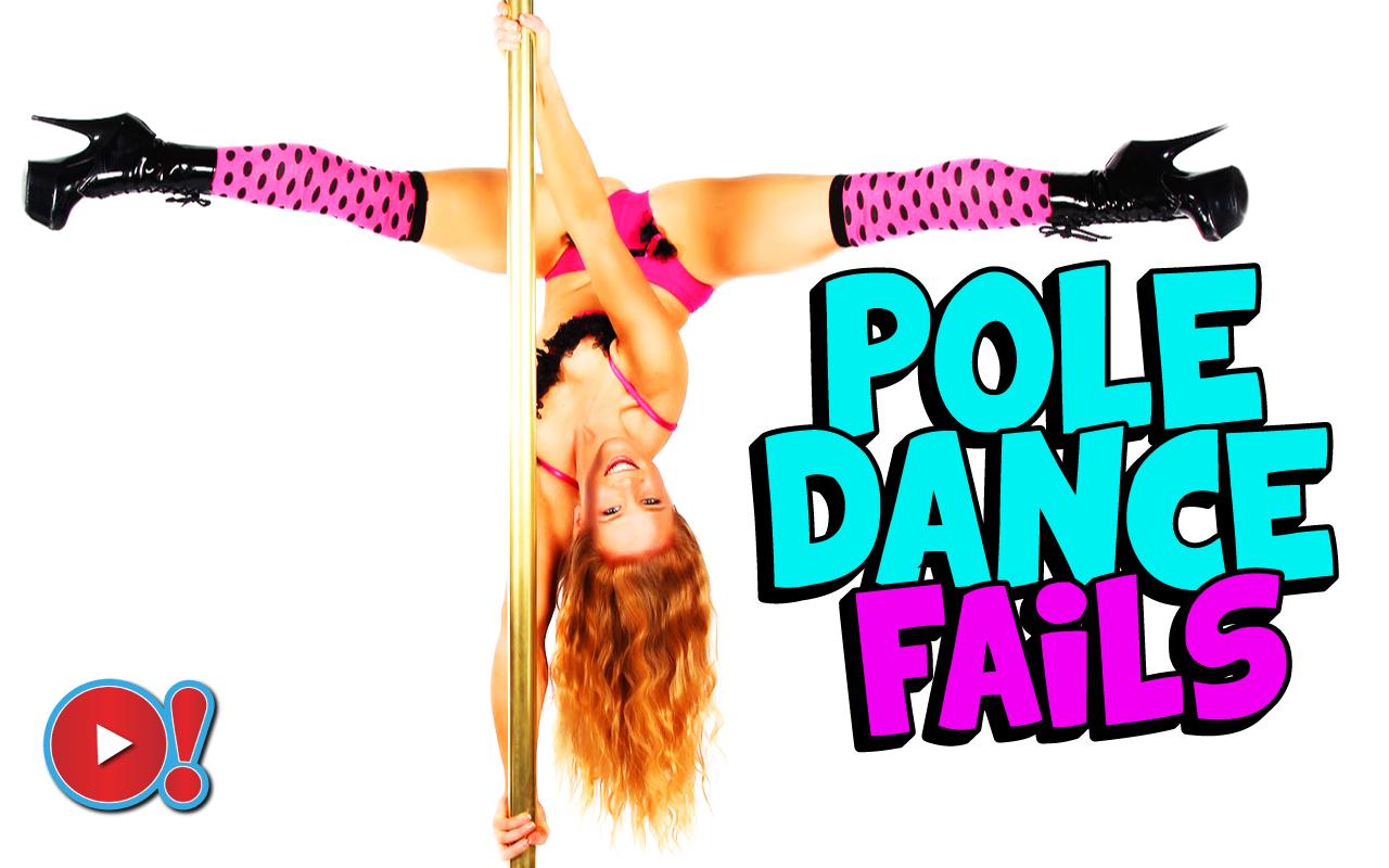 Pole Dance fail compilation: incidenti divertenti sulla pertica!