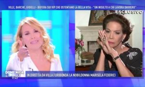 Barbara D'Urso perde le staffe a Domenica Live contro una sua ospite: la reazione choc [VIDEO]