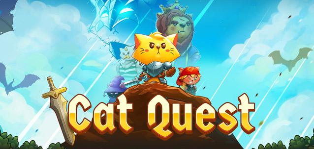 Cat Quest per iOS e Android – un RPG Open World a base di gattini!