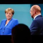 Merkel vs Schulz ultimo round