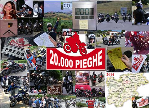 20.000 Pieghe 2016 - Arriva la primavera, esplode la voglia di andare in moto: nuove formule personalizzate per partecipare