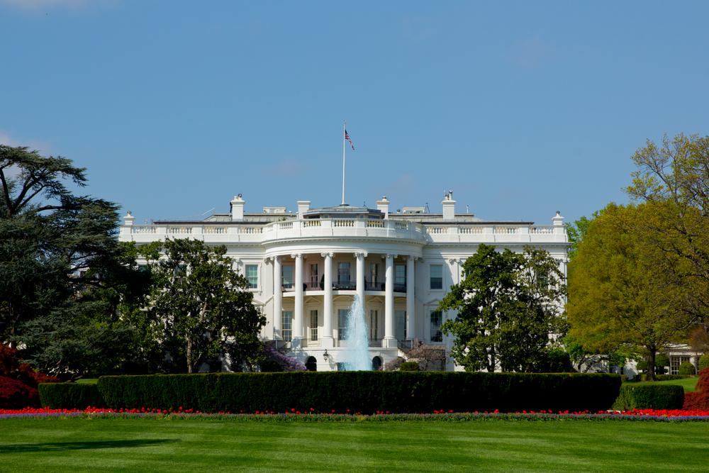 13 ottobre 1792: Inizia la costruzione della Casa Bianca
