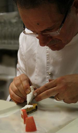 Il maestro di cucina Giuliano primo siciliano giudice alle Olimpiadi di Erfurt