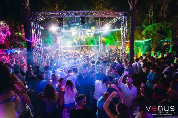 Selinunte. 10 giugno, Big Opening VENUS discoteca