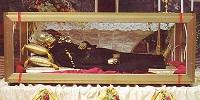 Gela: Visita dell'urna di San Paolo della Croce