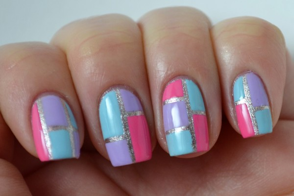 Color block: la nuova tendenza 2016 per le unghie