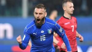"""Nazionale – De Rossi: """"Gagliardini è una conferma, stupito fin da subito"""""""