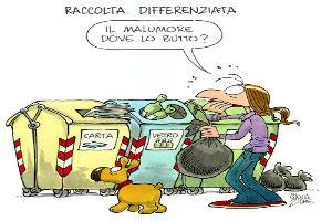 Differenziata Enna: Cittadino attenzione il Comune ti controlla!!!