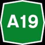 A19, viadotto Morello: chiuso al traffico dal km 106,750 al km 112,900 direzione CL-EN