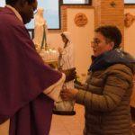 Foto reliquie Santa Bernadette ad Isernia