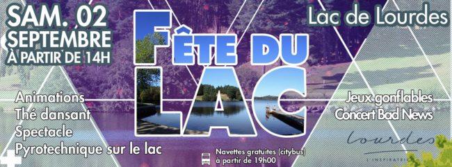 Festa del lago di #Lourdes