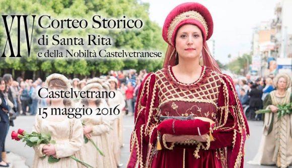 Domenica 15, Castelvetrano si ferma per Santa Rita