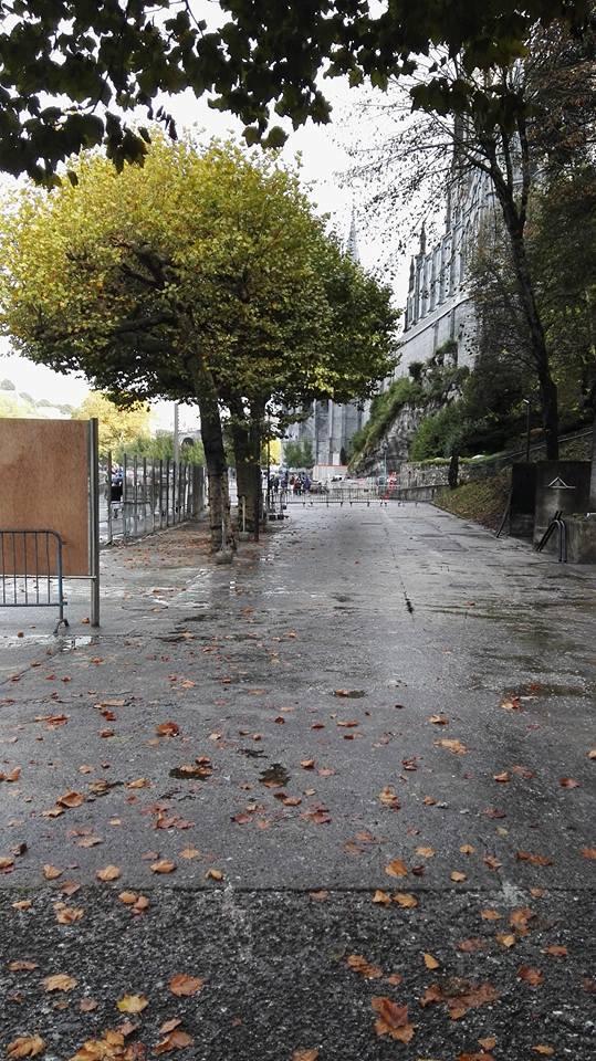 #Lourdes al via la seconda fase dei lavori