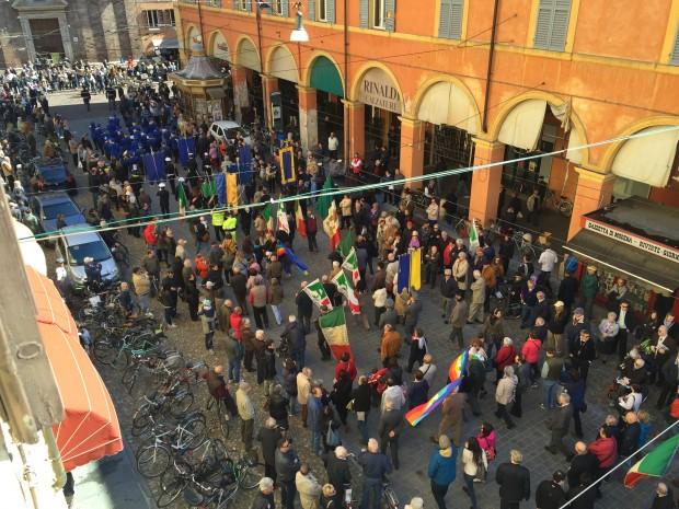 25 aprile 2016, l'Italia è ancora da liberare