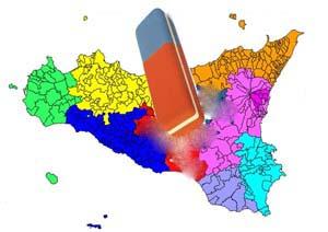 Ex Province, UilFpl Sicilia: preoccupante il quadro Corte Conti