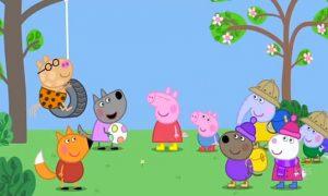 Peppa Pig in giro per il mondo: la maialina amata dai bambini torna sul grande schermo