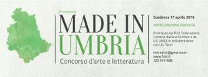 """Terni: inaugurazione della mostra """"Made in Umbria"""""""