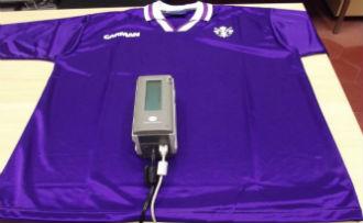 Di che colore è la maglia viola della Fiorentina?