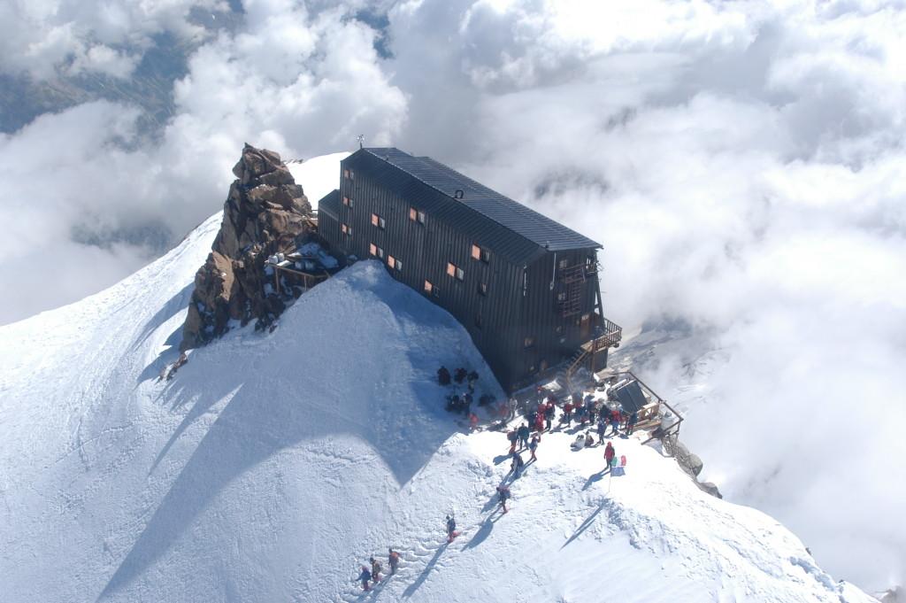 18 agosto 1893: Inaugurato sul Monte Rosa il rifugio regina Margherita
