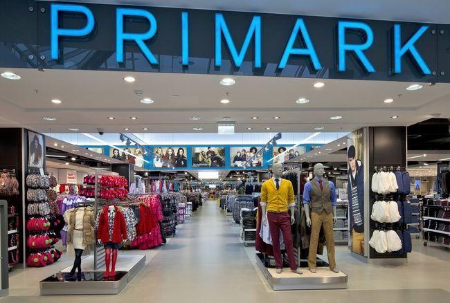 Approda in Italia il primo store Primark