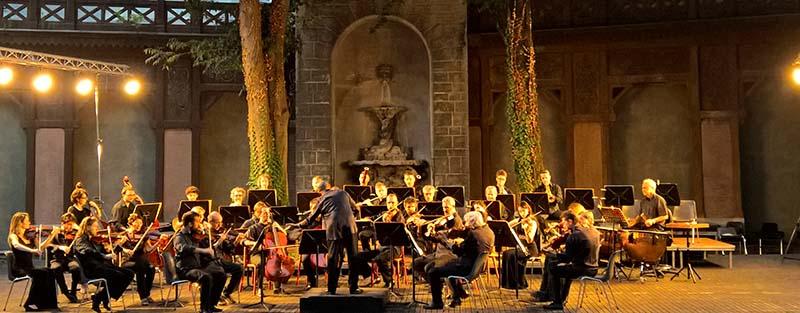 """""""Ludwig Van Festival"""": A Palazzo Zuckermann l'Ottava e la Terza Sinfonia"""
