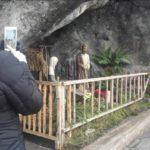 La vigilia di Natale a #Lourdes